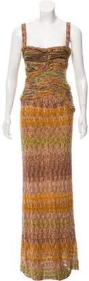 Missoni Crocheted Maxi Dress w/ Tags