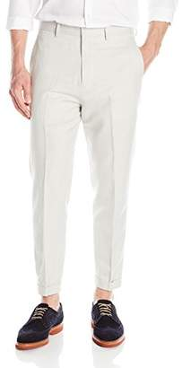 Vince Men's Relaxed Cropped Trouser