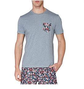Ben Sherman Floral Pocket Tee