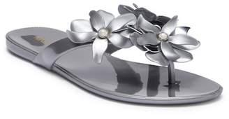 Nine West Mapilo Flower Flip-Flop Sandal