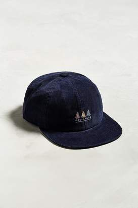 Barney Cools Club Shallow Corduroy Baseball Hat