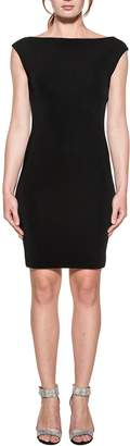 DSQUARED2 Black Stretch Dress