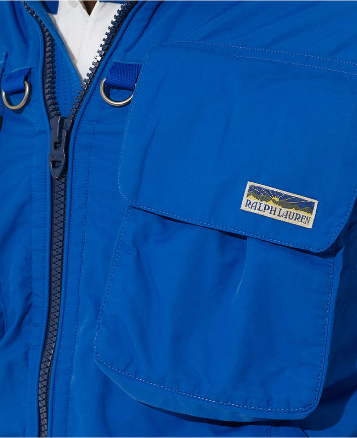 Polo Ralph Lauren Big and Tall Jacket, Open Water Jacket