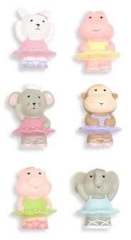 Elegant Baby Set Of Six Ballet Party Bath Squirties
