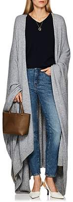 The Row Women's Hern Cashmere-Blend Cape Sweater - Gray