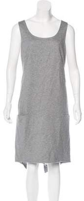Akris Sleeveless Midi Dress