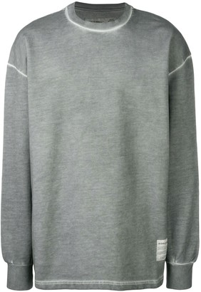 A-Cold-Wall* simple sweatshirt