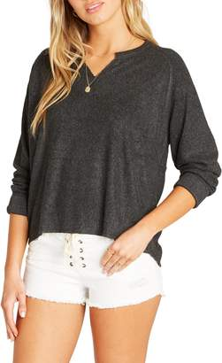 Billabong Beach Nights Fleece Sweatshirt
