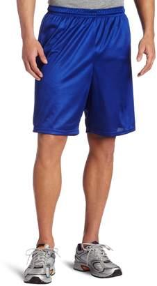 MJ Soffe Soffe Men's Long Polyester Mini-Mesh Short