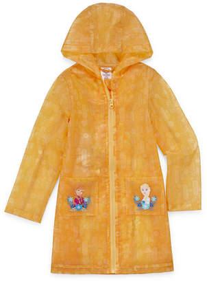 Disney Girls Frozen Raincoat - Kid 4-20
