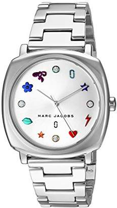 Marc Jacobs Women's 'Mandy' Quartz Stainless Steel Casual Watch
