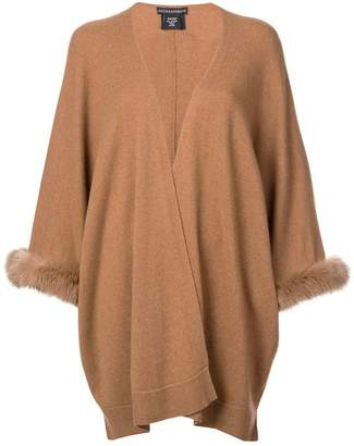 Sofia Cashmere open front cardigan