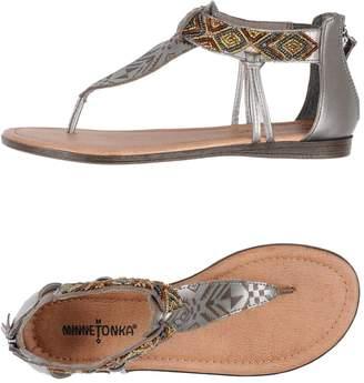 Minnetonka Toe strap sandals