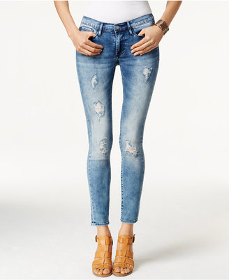 Buffalo David Bitton Faith Skinny Jeans $79 thestylecure.com