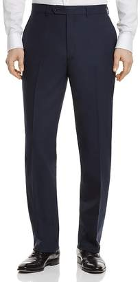 Hart Schaffner Marx Basic New York Classic Fit Trousers $125 thestylecure.com