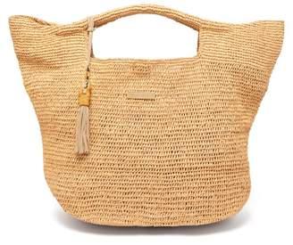 Heidi Klein Grace Bay Basket Bag - Womens - Cream