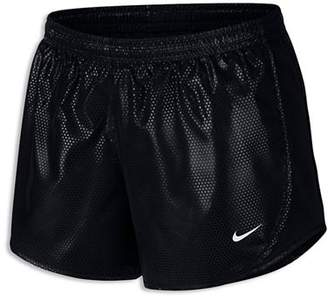Nike Girls' Shiny Running Shorts - Big Kid