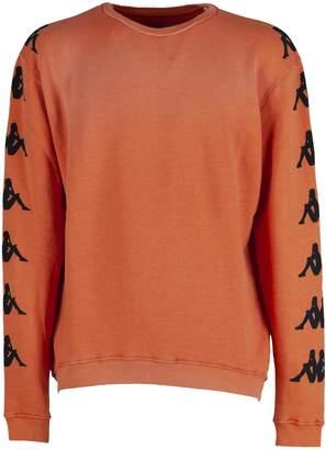 Danilo Paura X Kappa Uzai Crewneck Over Sweaters