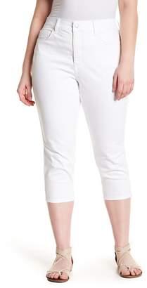 NYDJ Alina Capri Jeans (Plus Size)