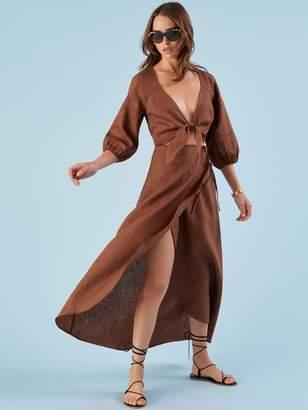 Reformation Crete Dress