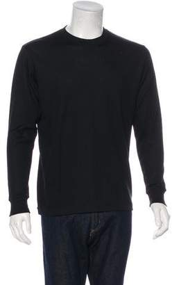 Ralph Lauren Purple Label Wool Rib Knit Sweater