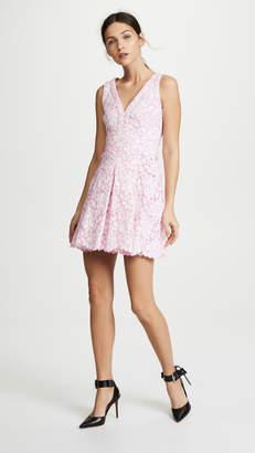 Moschino V Neck Dress