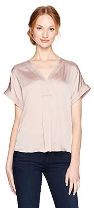 Lucky Brand Women's Draped Shirt in