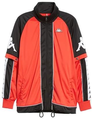 Kappa Big Bay Convertible Jacket