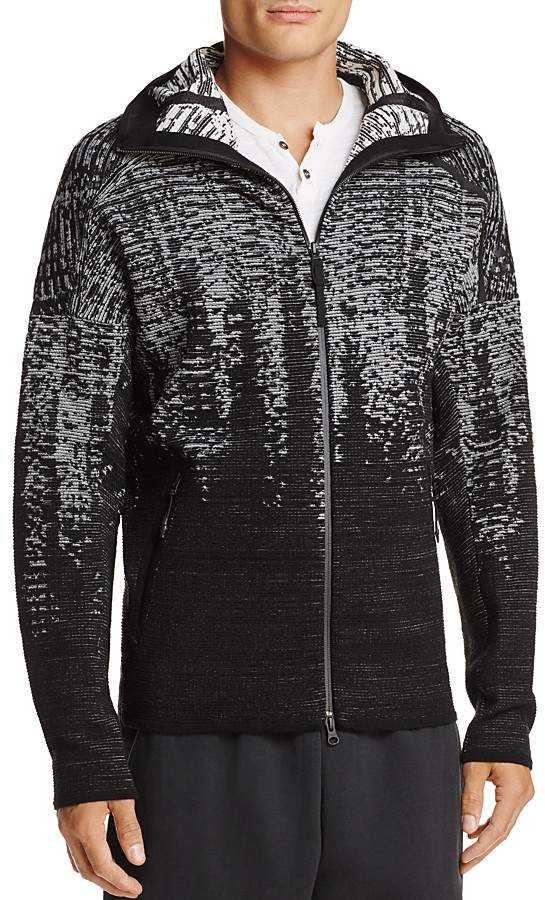 adidas Originals Z.N.E. Pulse Knit Hoodie