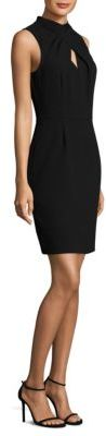 Trina Turk Contessa Keyhole Sheath Dress $278 thestylecure.com