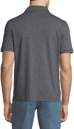 Original Penguin Men's Jaspe Knit Short-Sleeve Polo Shirt