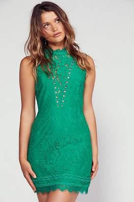 Saylor Cherie Bodycon Mini Dress
