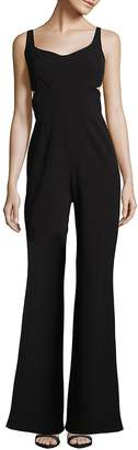 Jay Godfrey Jay by Women's Cut-Out Jumpsuit