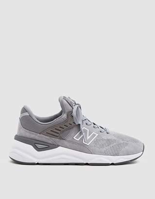 New Balance X-90 Running Sneaker in Grey