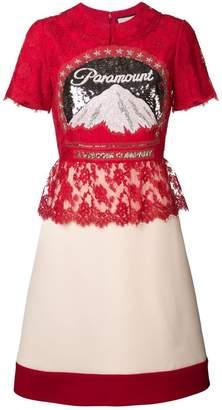 Gucci Paramount logo dress
