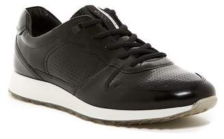 Ecco Perforated Leather Sneaker