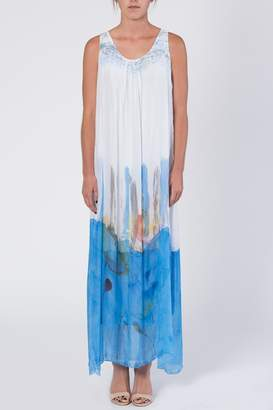 Catwalk Dip-Dye Maxi Dress