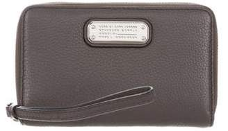 Marc by Marc Jacobs Grained Leather Compact Wallet