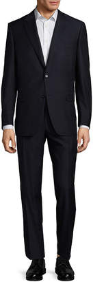 Canali Two-Piece Tonal Stripe Suit