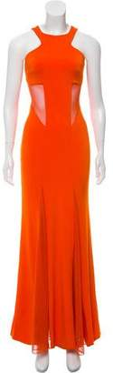 Cushnie et Ochs Sleeveless Maxi Dress