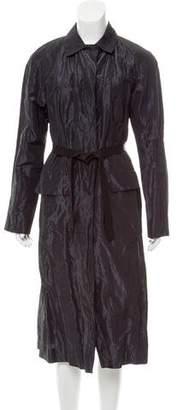 Lida Baday Metallic Lightweight Evening Jacket