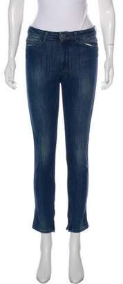 Ksubi Mid-Rise Skinny Jeans