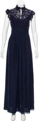 Rachel Zoe Lace Maxi Dress