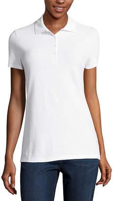 ST. JOHN'S BAY Short-Sleeve Polo