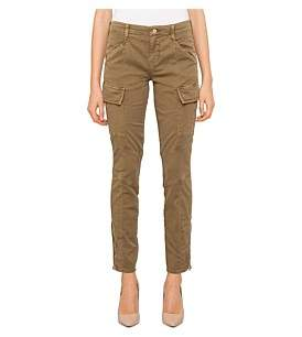 J Brand Houlihan Distressed Mid Rise Cargo
