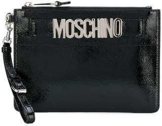 Moschino clutch bag