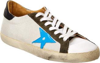 Golden Goose Suede & Leather Skateboard Sneaker