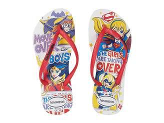 Havaianas DC Super Hero Girls Flip-Flop (Toddler/Little Kid/Big Kid)