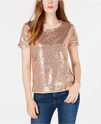 Maison Jules Sequin T-Shirt