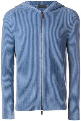 Iris von Arnim zip hoodie